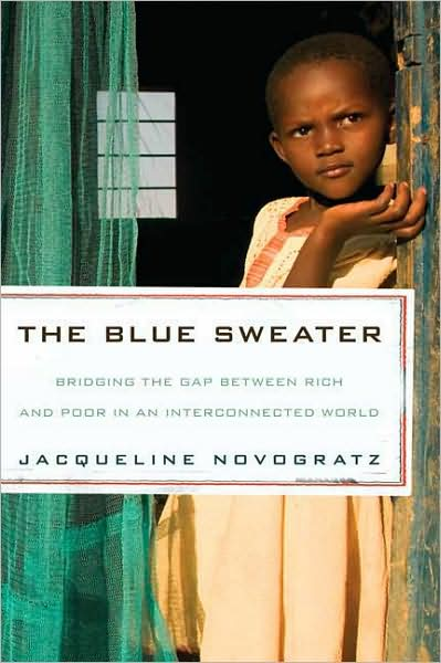 The Blue Sweater - by Jacqueline Novogratz - A Leading Questions ...