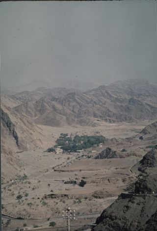 Torkham - Kyber Pass - Afghan-Pak border