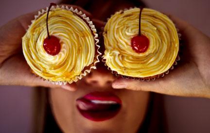 Puu-cupcakes