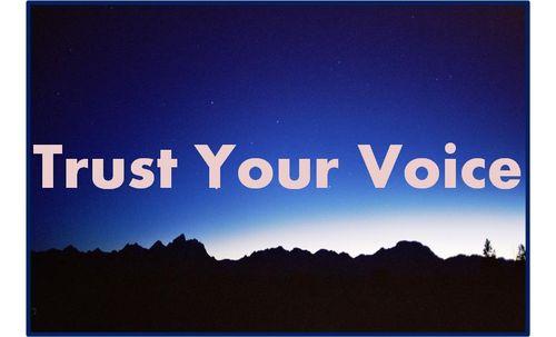 TrustYourVoice