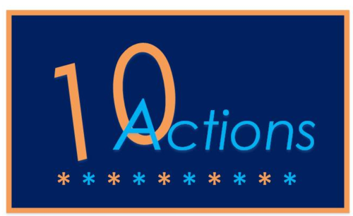 10ACTIONS image